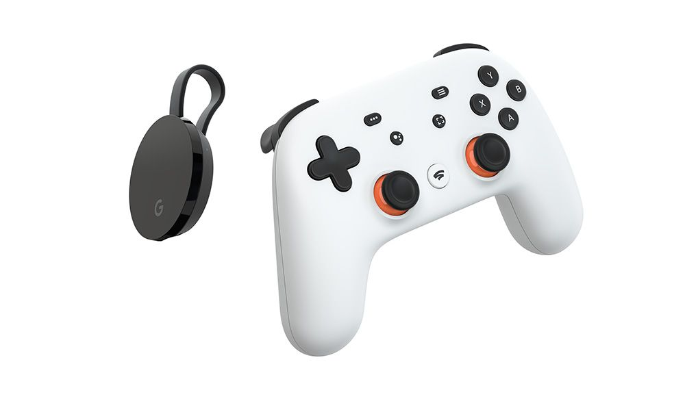 New Sale - Stadia Premiere Edition and Controllers Reduced in Price -  Limited Time Offer